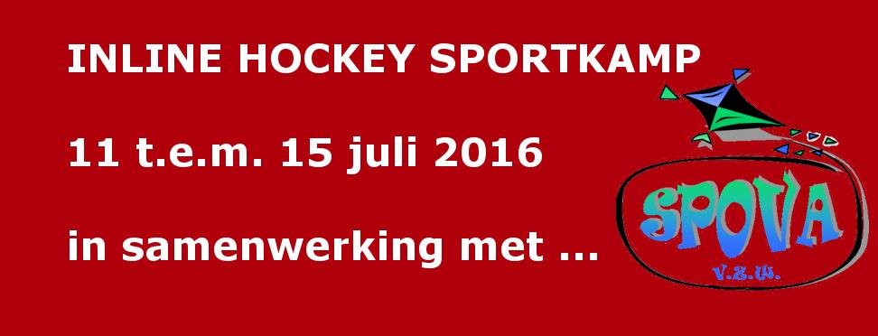 Inline Hockey Sportkamp